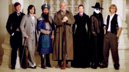 Four Reasons to Watch League of Extraordinary Gentlemen