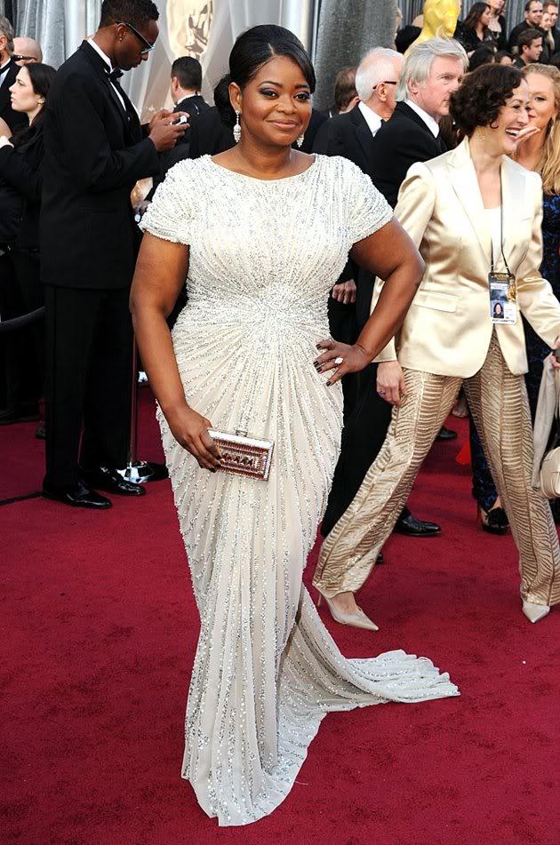 Red Carpet Rundown: the 2012 Oscars