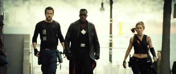Channel Flip: Blade: Trinity