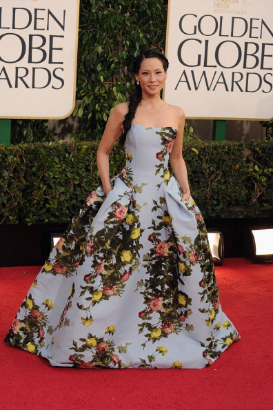 Red Carpet Rundown: Golden Globes 2013