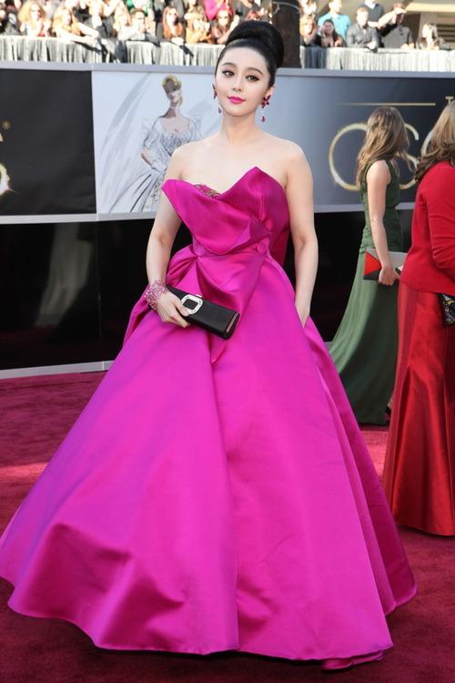 Red Carpet Rundown: the Oscars 2013