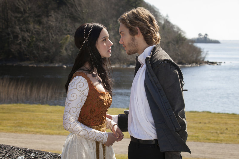 Fall TV Costume Hilarity: Reign