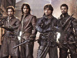 The Musketeers (and other travel)