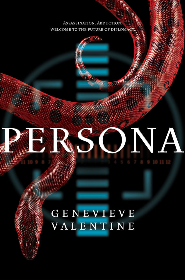 PERSONA has a cover!