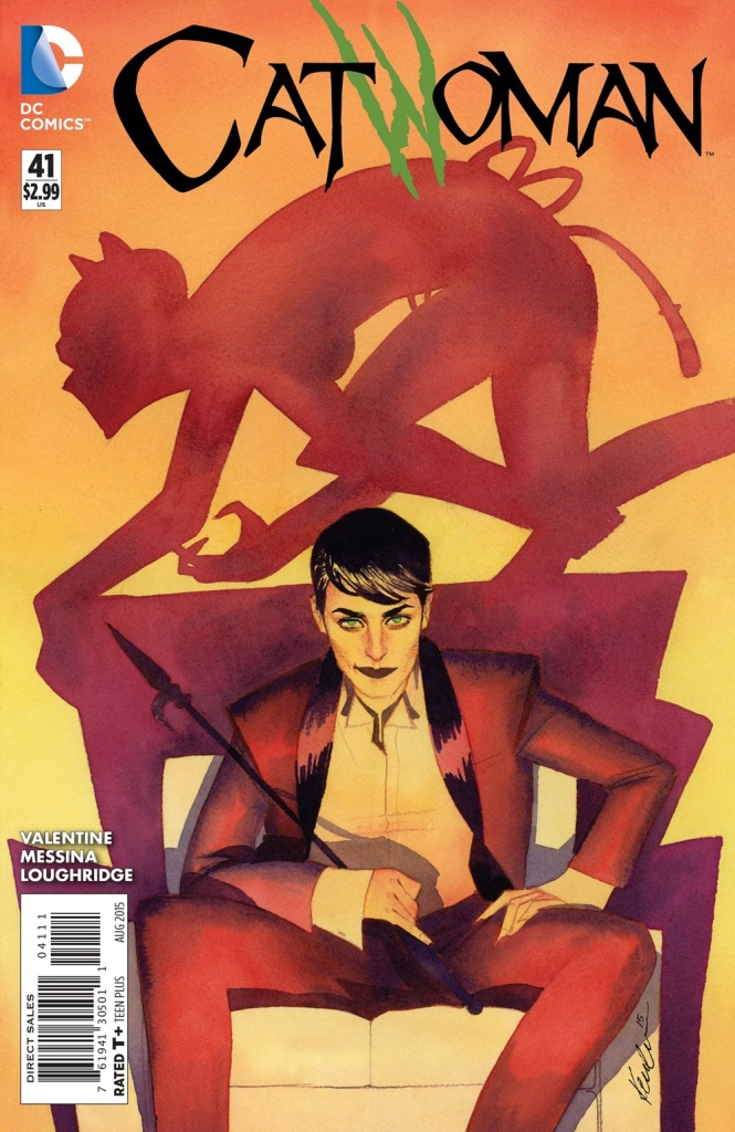 "Catwoman 41: ""Caesar or Nothing"""