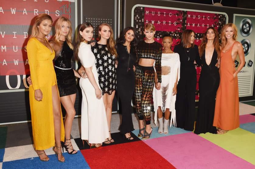 Red Carpet Rundown: The 2015 VMAs