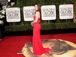 Red Carpet Rundown: Golden Globes 2016