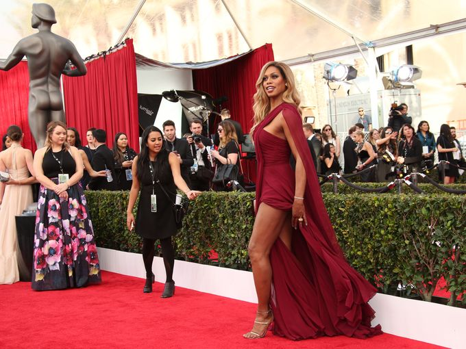 RED CARPET RUNDOWN: SAG Awards 2016