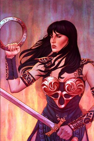 XENA: The Power, The Passion, The Comic