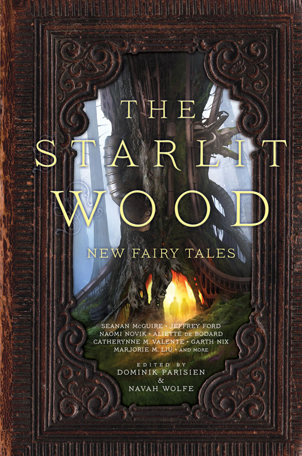 """Themis,"" Starlit Wood, & Other Things I Wrote"