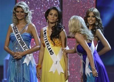 Miss Universe: The recap.