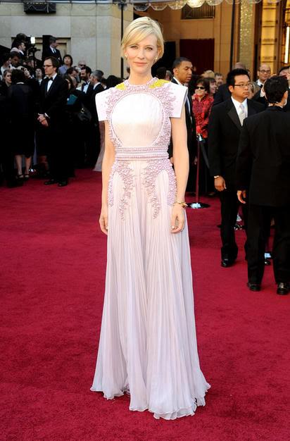 Oscars 2011 Red Carpet Rundown!