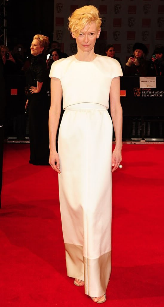 Red Carpet Rundown: the BAFTAs