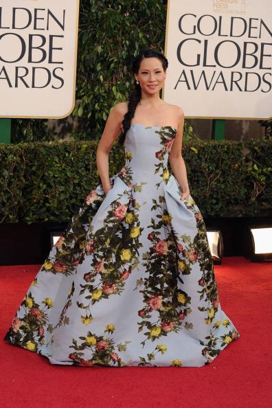Red Carpet Rundown: Golden Globes 2013