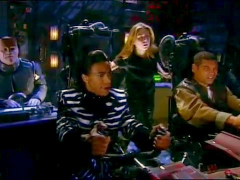 Channel Flip: Red Dwarf