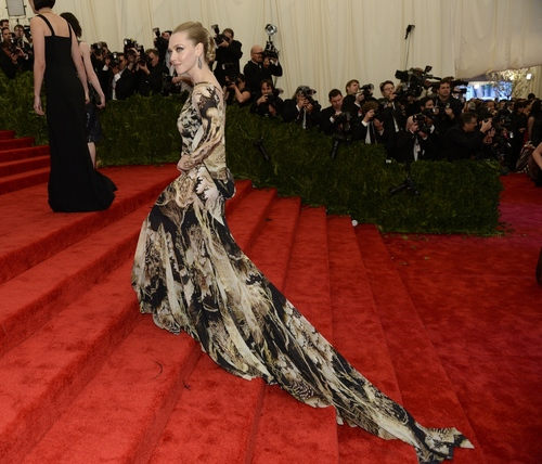 Red Carpet Rundown: Met Costume Institute Gala 2013