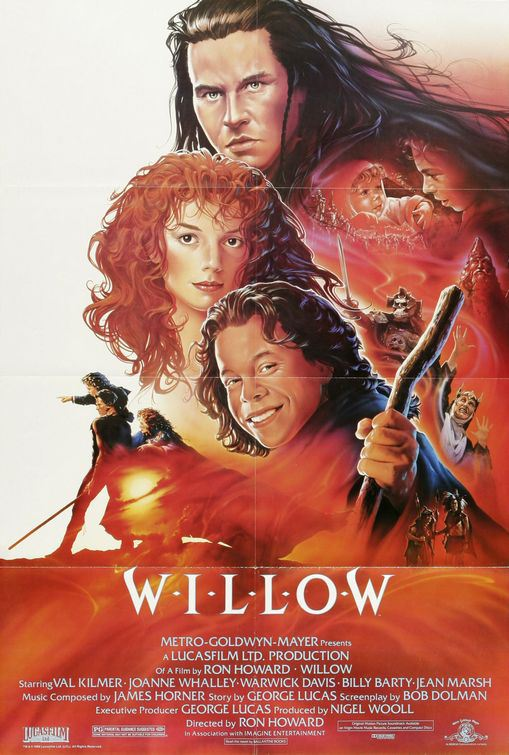 """Ten Things I had Forgotten about """"Willow"""""""