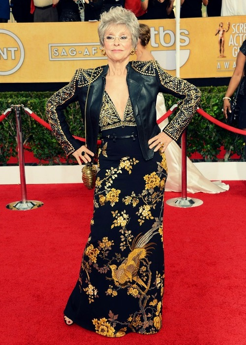 Red Carpet Rundown: SAG Awards 2014
