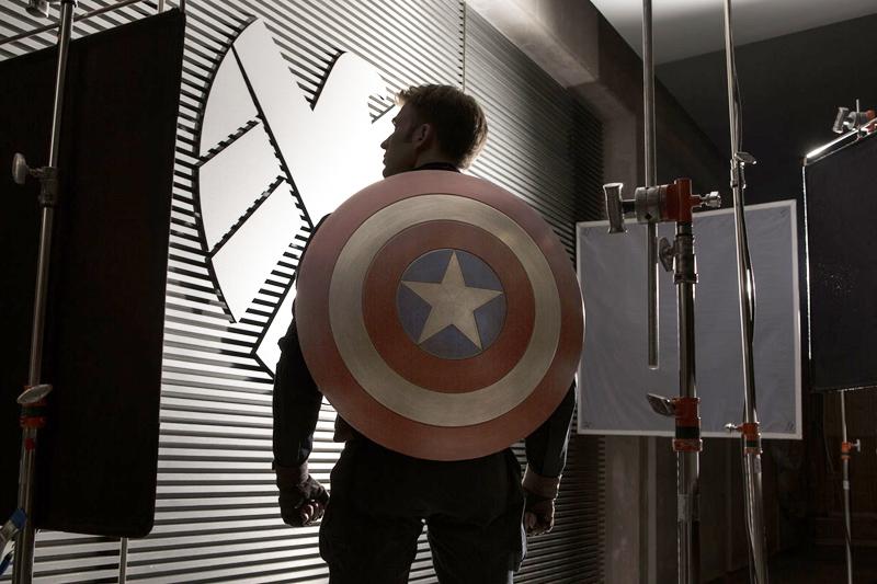 Captain America 2; Soldiers.