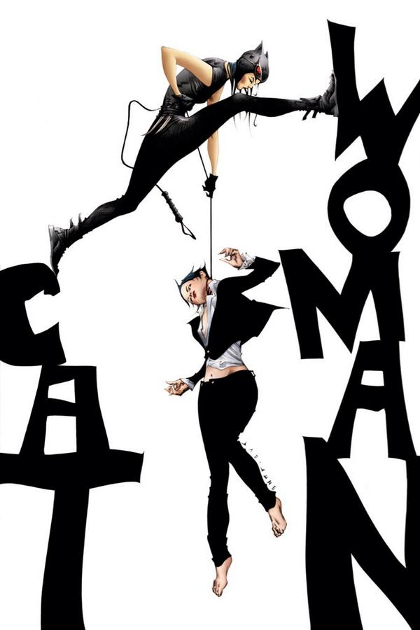 """Catwoman #36: """"Keeper of the Castle"""""""