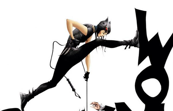 Catwoman #36 Cover and Interview