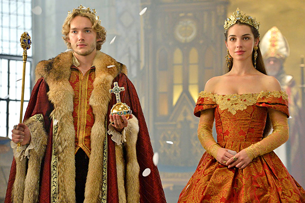 "Reign Report: ""Coronation"""