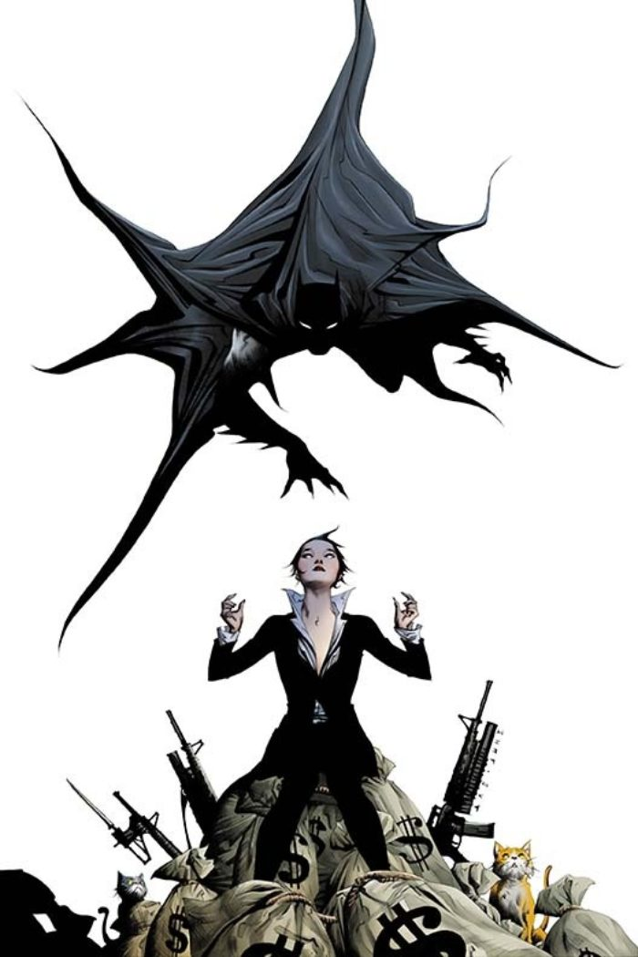 catwoman 38 cover