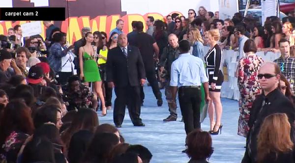 Red Carpet Rundown: MTA Movie Awards 2015