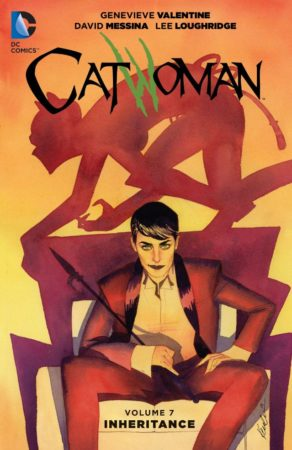 catwoman volume 7 cover