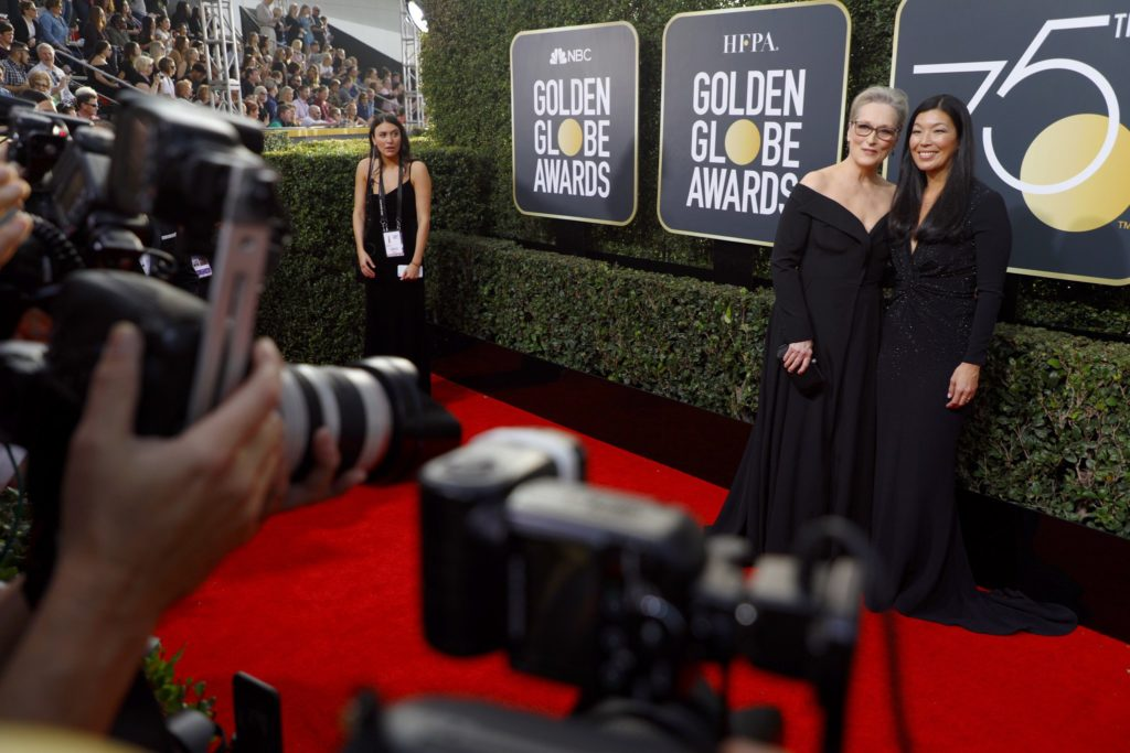 Red Carpet Rundown: The 2018 Golden Globes