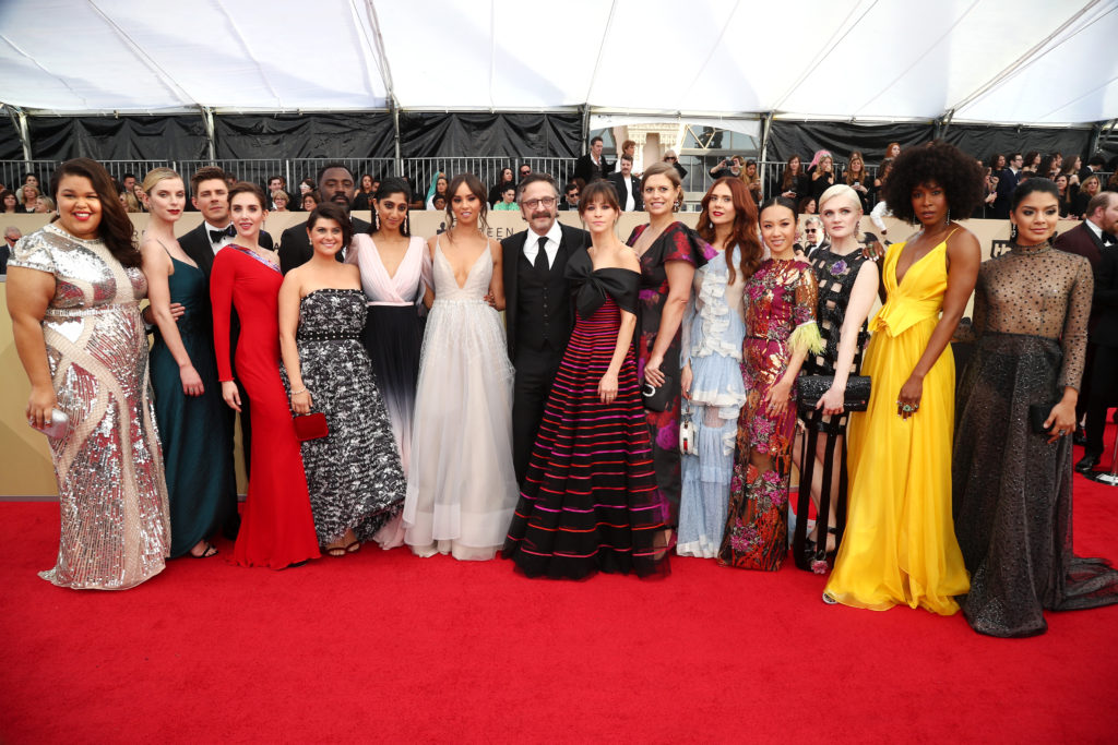 Red Carpet Rundown: SAG Awards 2018