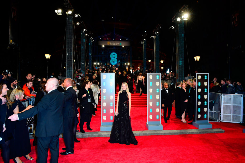 Red Carpet Rundown: 2018 BAFTAS