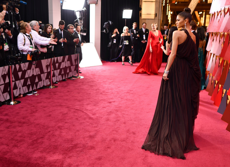 Red Carpet Rundown: The 2018 Oscars
